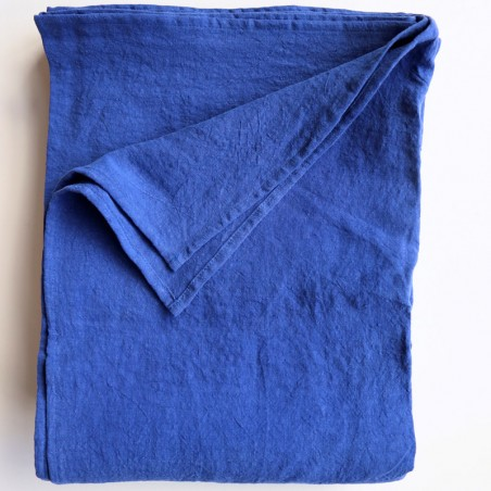 HOUSSE COUSSIN - outremer